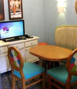 DVC preview center private room
