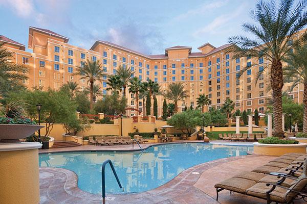 Wyndham Grand Desert Vegas Timeshare