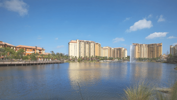 Wyndham Bonnet Creek Exterior