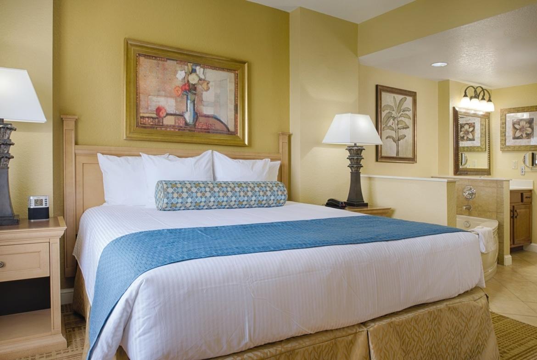 Wyndham Bonnet Creek Bedroom