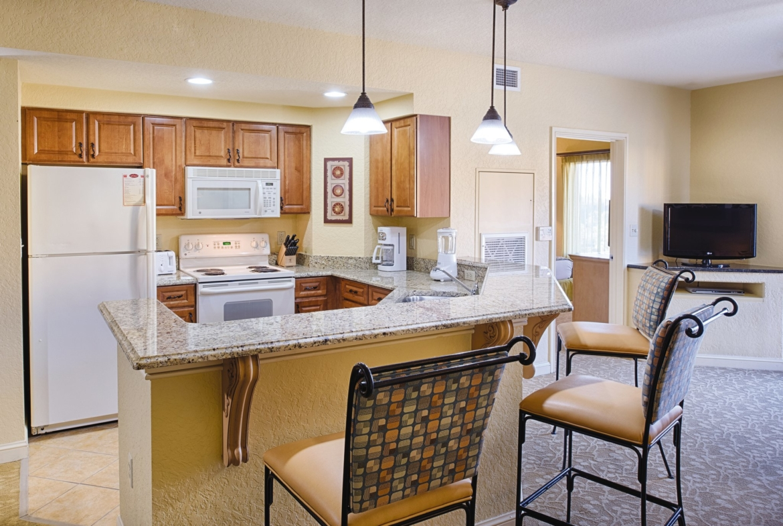 Wyndham Bonnet Creek Kitchen