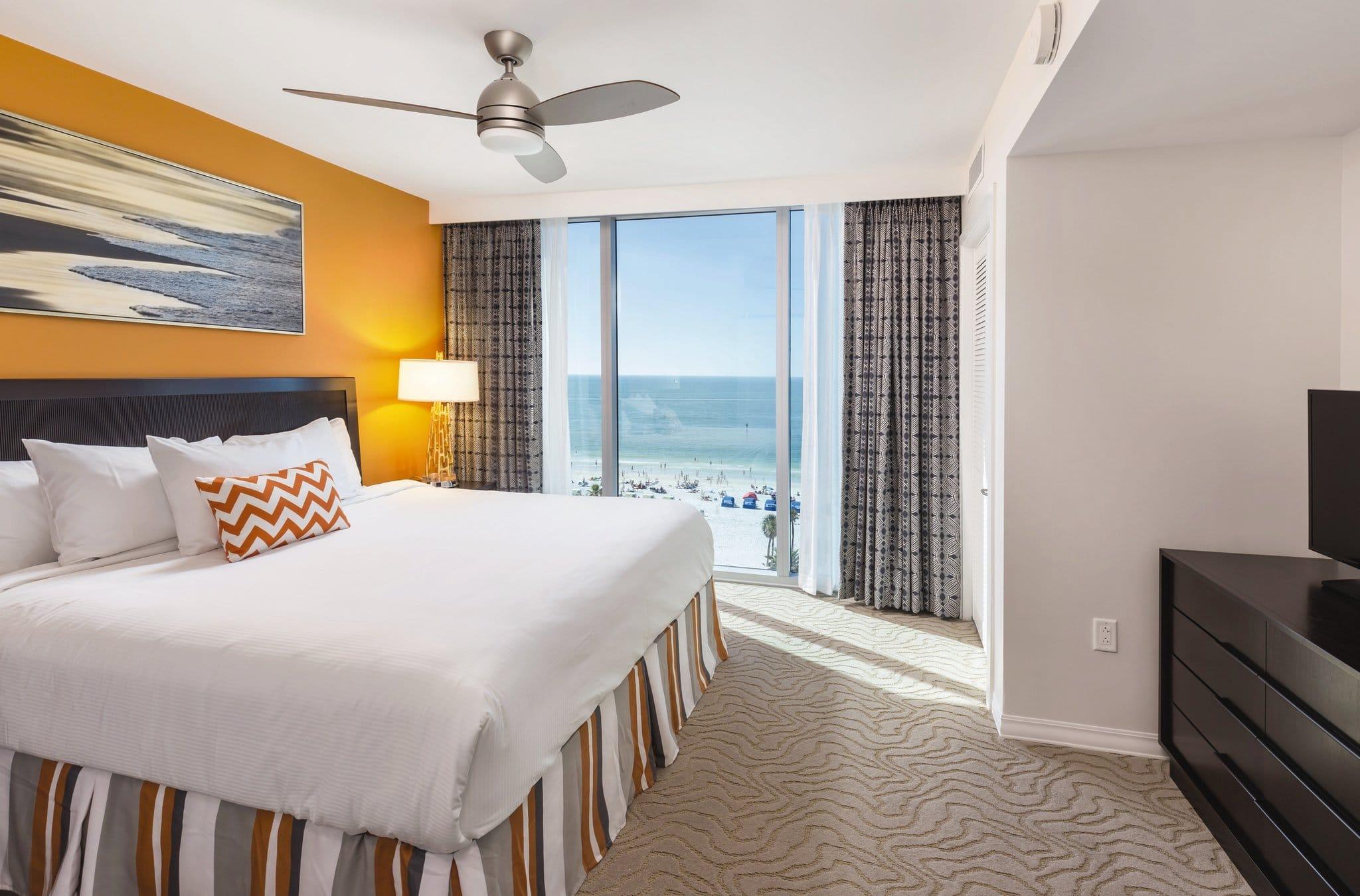 Wyndham Clearwater Beach Resort Single Bedroom
