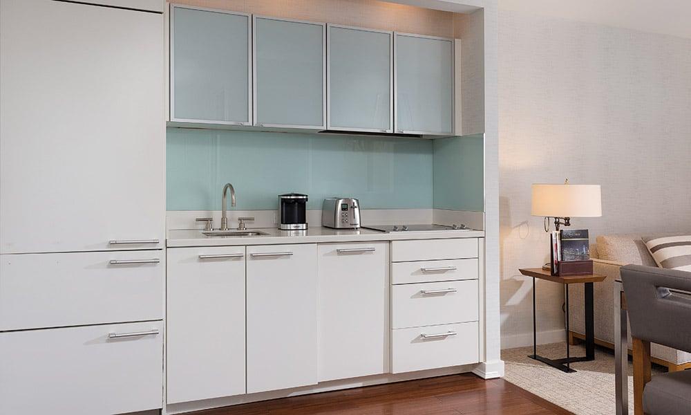 Wyndham Midtown 45 At New York City 1 Bedroom Kitchen