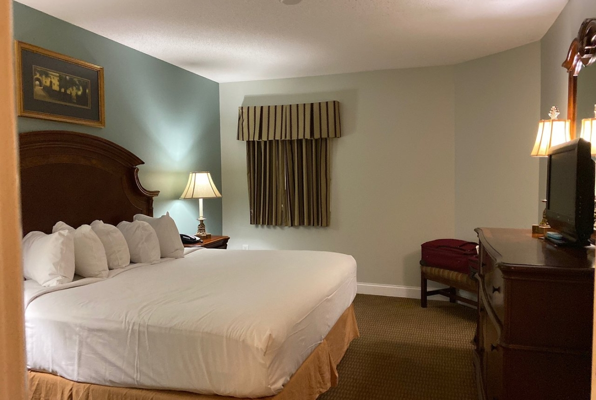 Anderson Ocean Club and Spa Bed