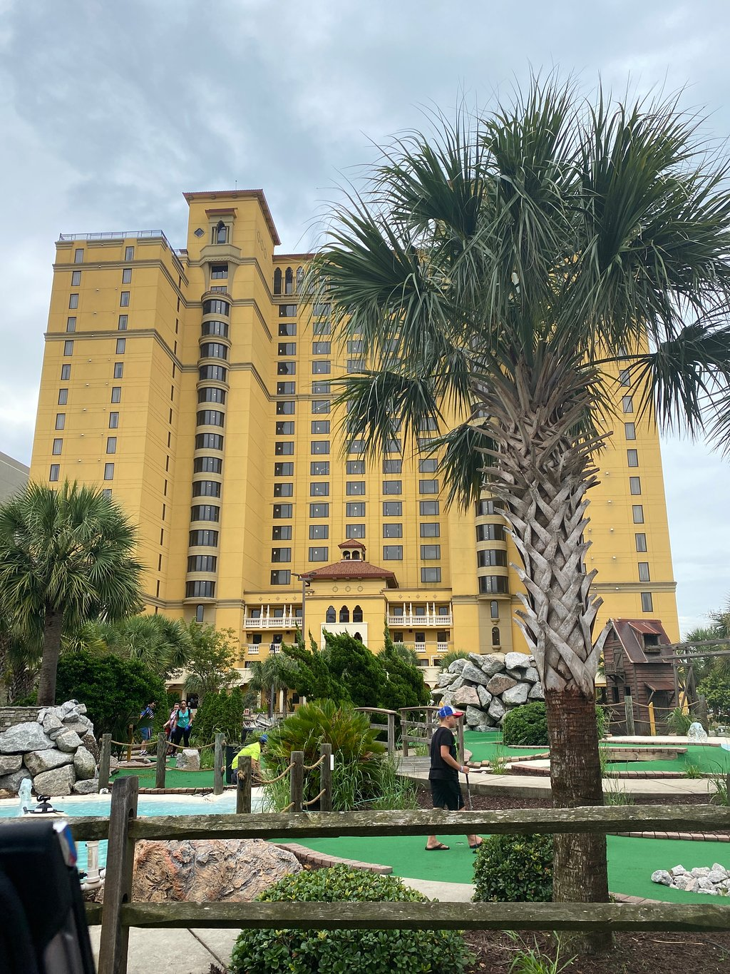 Anderson Ocean Club and Spa Golf Course