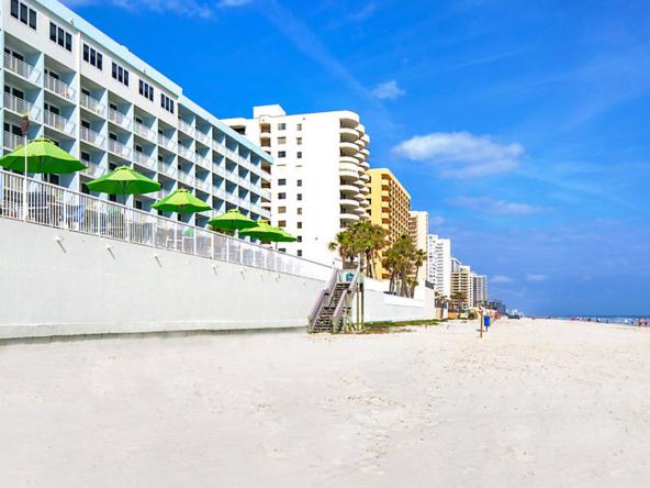 Bluegreen Resort Daytona Seabreeze Exterior Beach