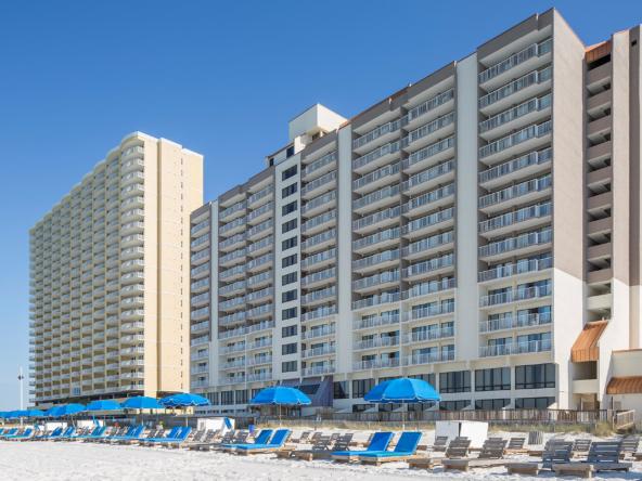 Bluegreen Vacations Landmark Holiday Beach Resort Exterior