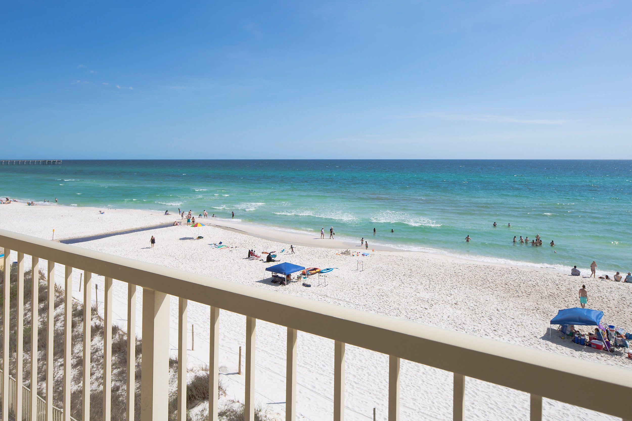 Bluegreen Vacations Panama City Resort and Club Balcony