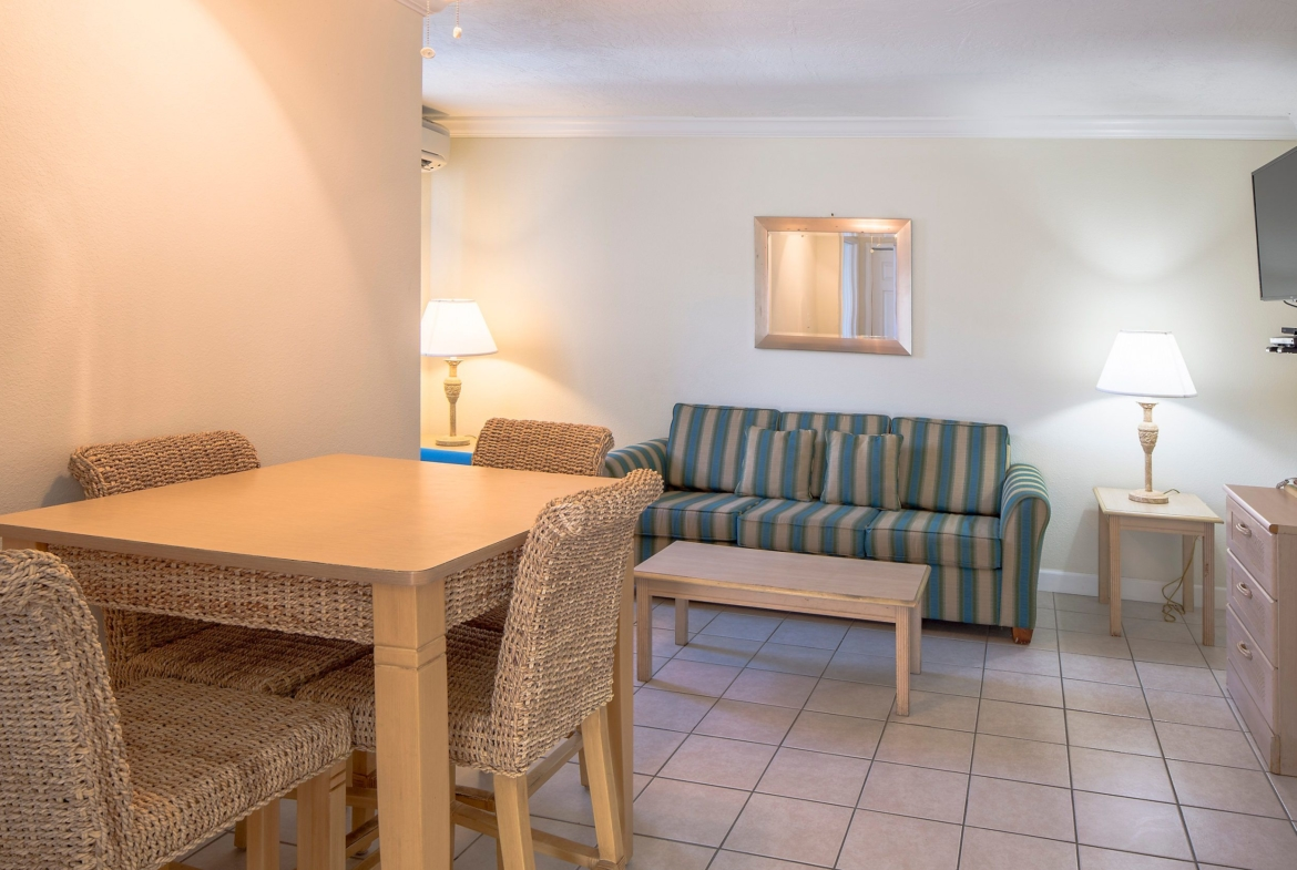 Bluegreen Vacations Panama City Resort and Club Living Area