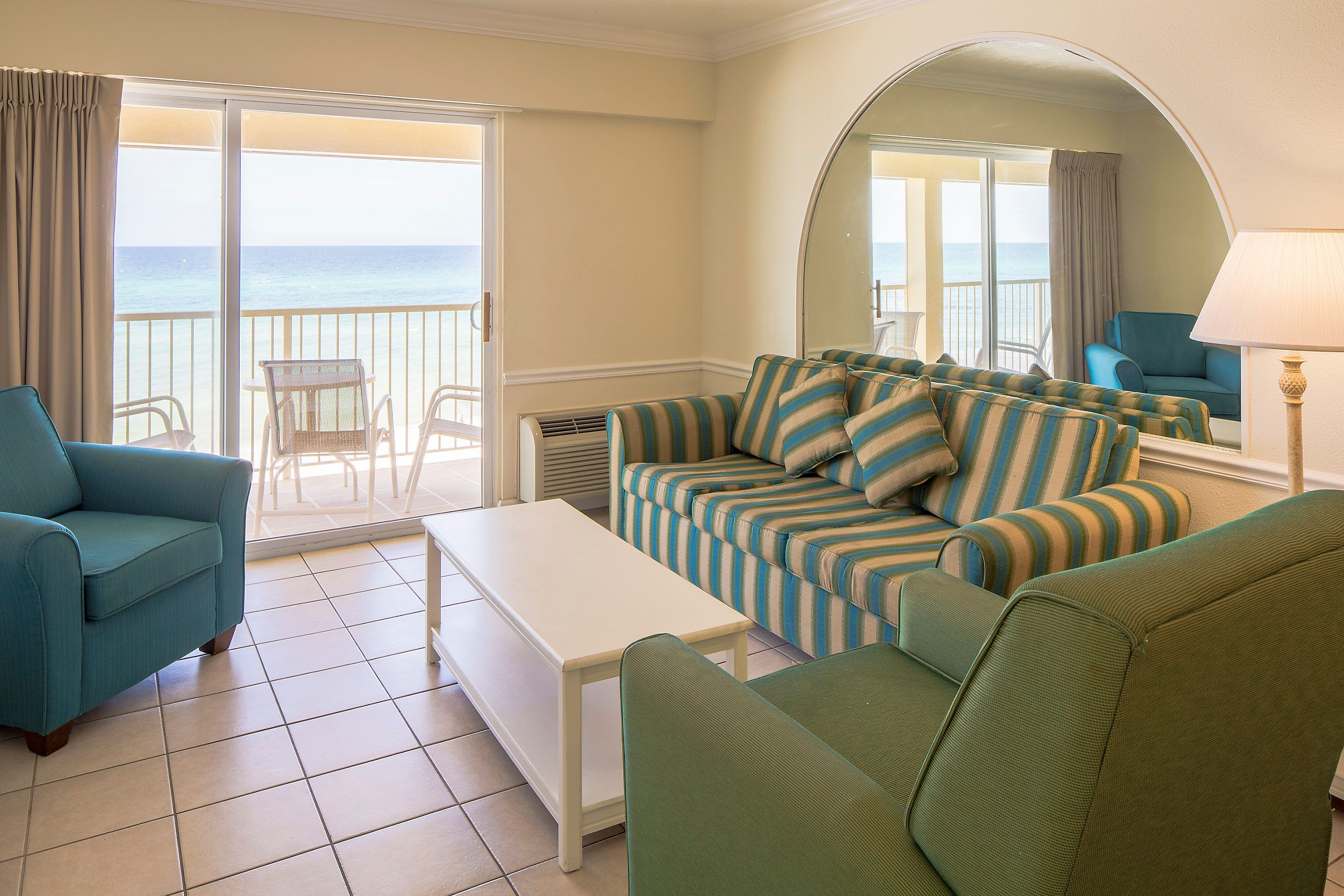 Bluegreen Vacations Panama City Resort and Club Living Room