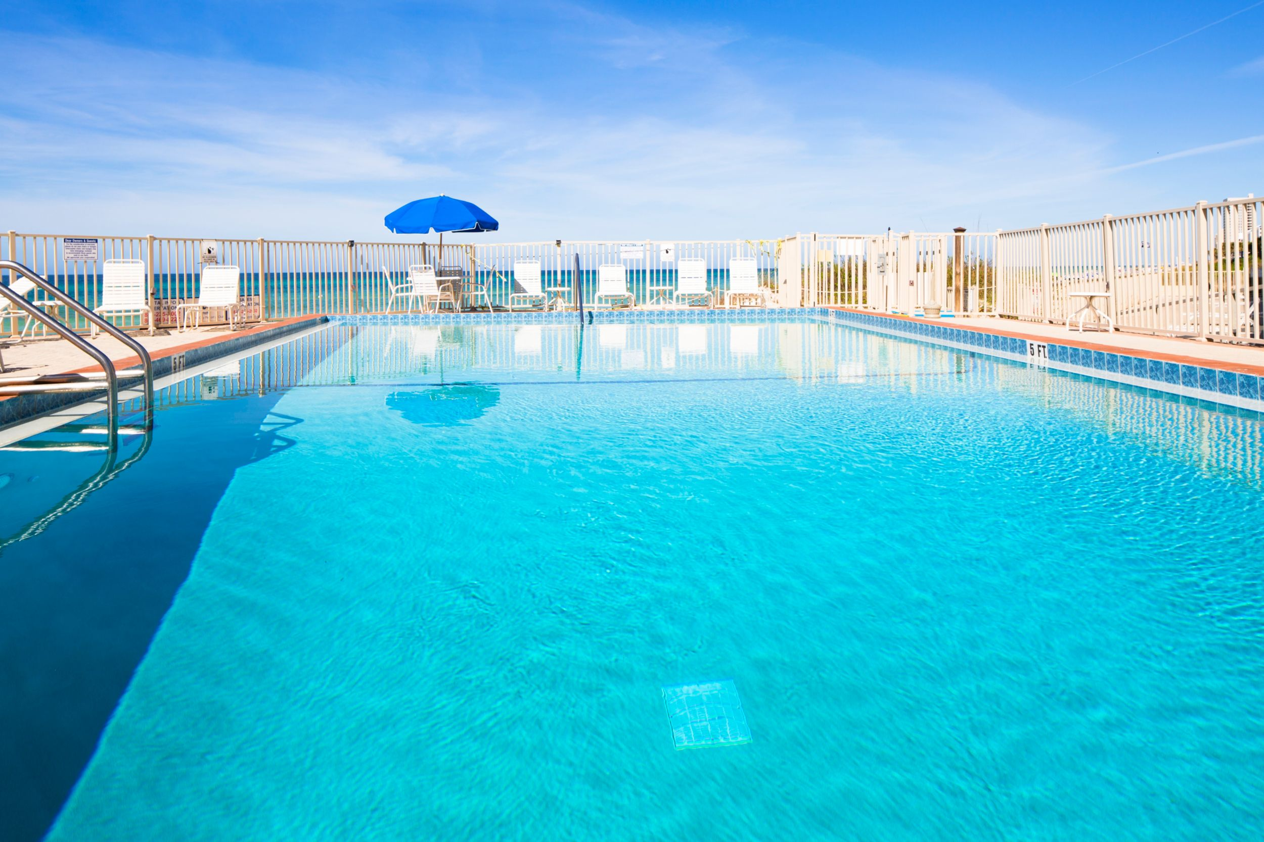 Bluegreen Vacations Panama City Resort and Club Outdoor Pool