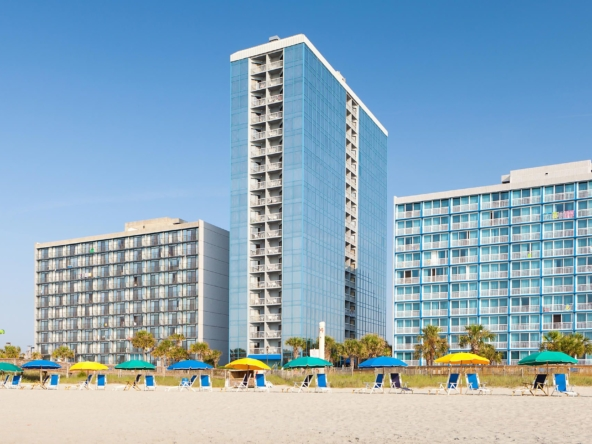 Bluegreen Vacations Seaglass Tower