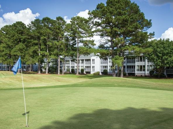Club Wyndham Fairfield Harbour Golf