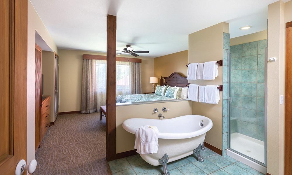 Club Wyndham Hawaii At Kona Hawaiian Resort 2 Bedroom Deluxe Bath