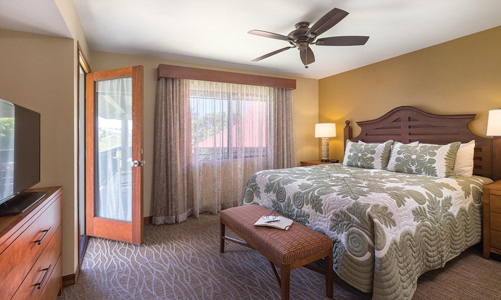 Club Wyndham Hawaii At Kona Hawaiian Resort 2 Bedroom