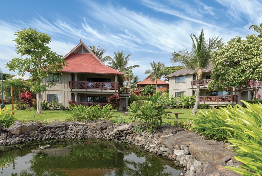Club Wyndham Hawaii At Kona Hawaiian Resort Exterior
