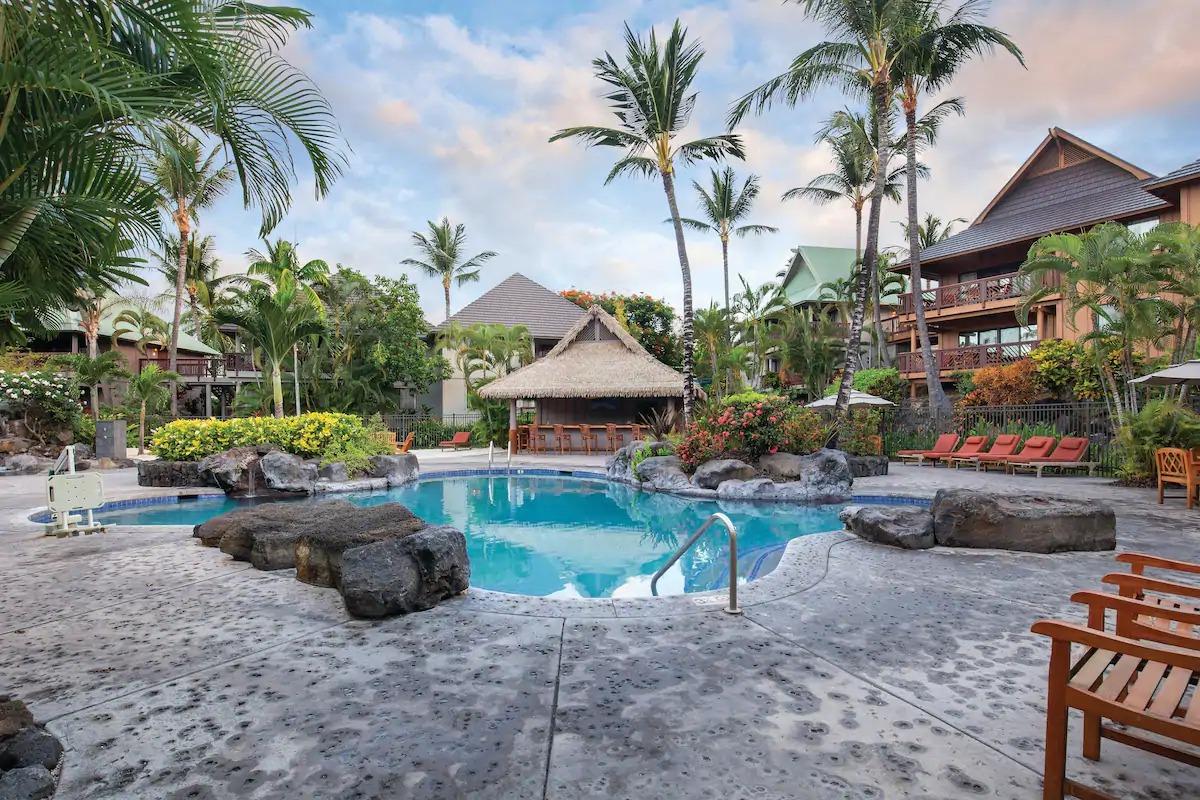 Club Wyndham Hawaii At Kona Hawaiian Resort