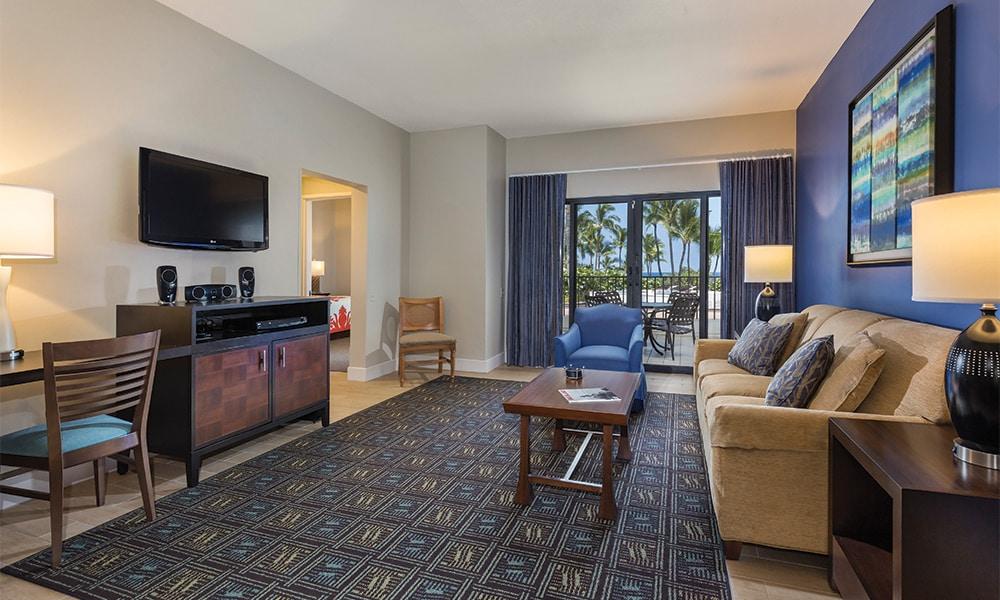 Club Wyndham Hawaii At Royal Sea Cliff 1 Bedroom Deluxe