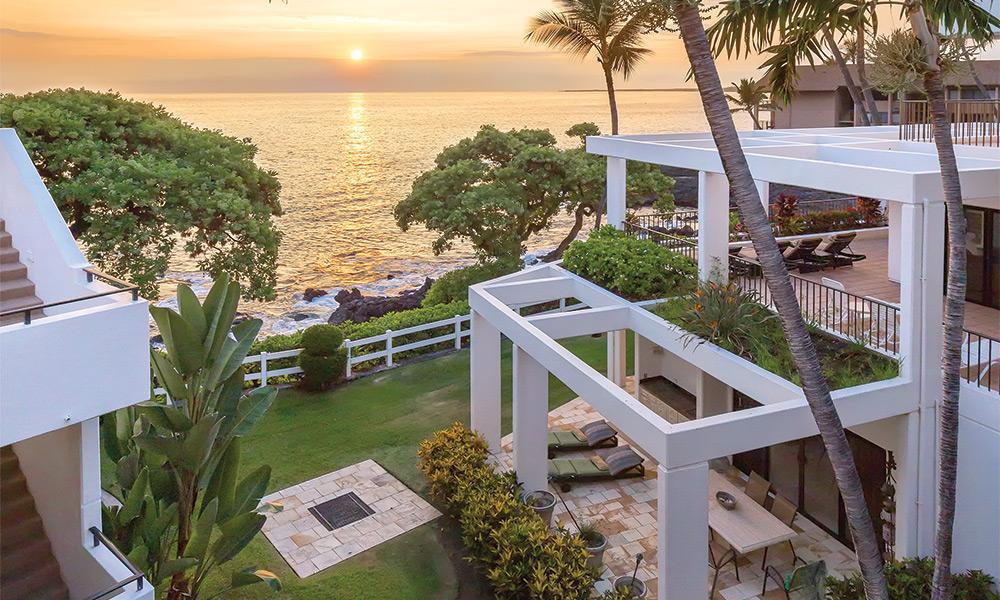Club Wyndham Hawaii At Royal Sea Cliff Balcony View