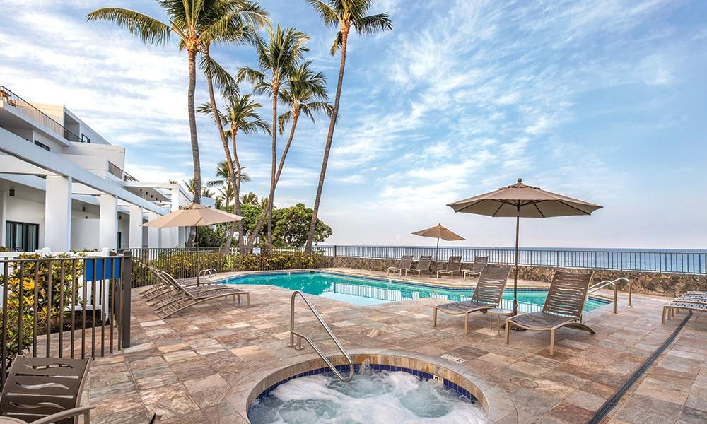 Club Wyndham Hawaii At Royal Sea Cliff Pool