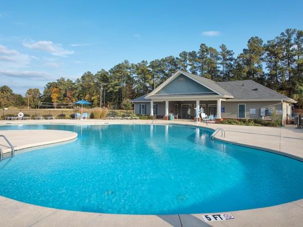 Club Wyndham Lake Marion Pool