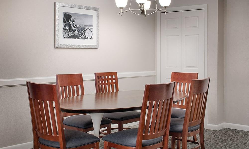 Club Wyndham Ocean Walk 1 Bedroom Suite Dining