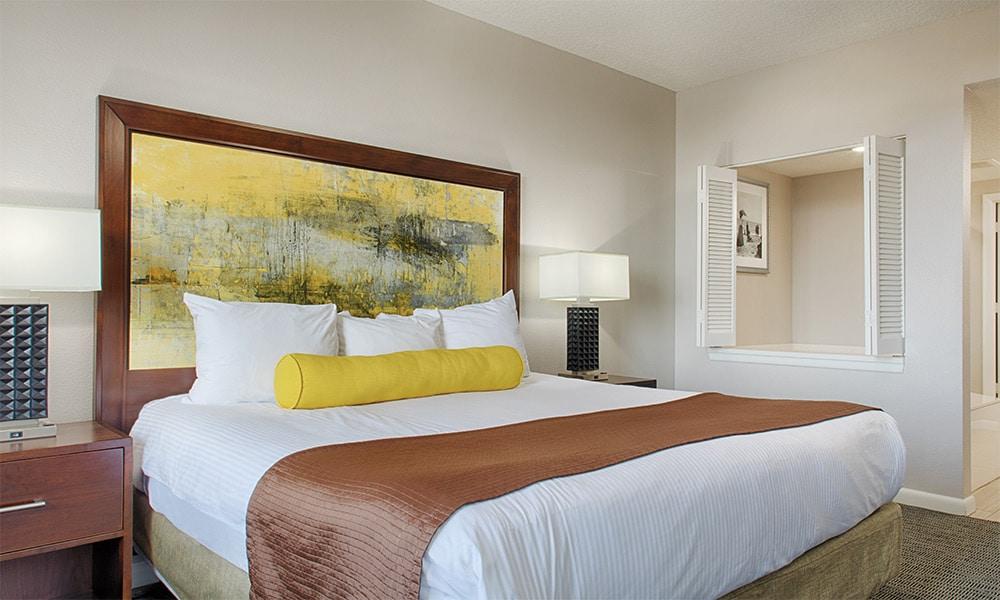 Club Wyndham Ocean Walk 1 Bedroom Suite Master