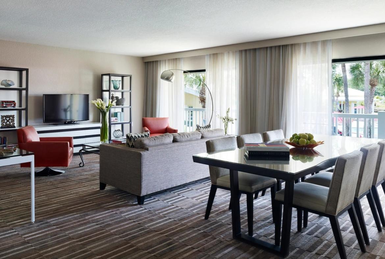 Club Wyndham Orlando Resort International Drive Executive Living