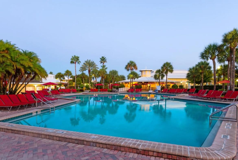 Club Wyndham Orlando Resort International Drive Pool