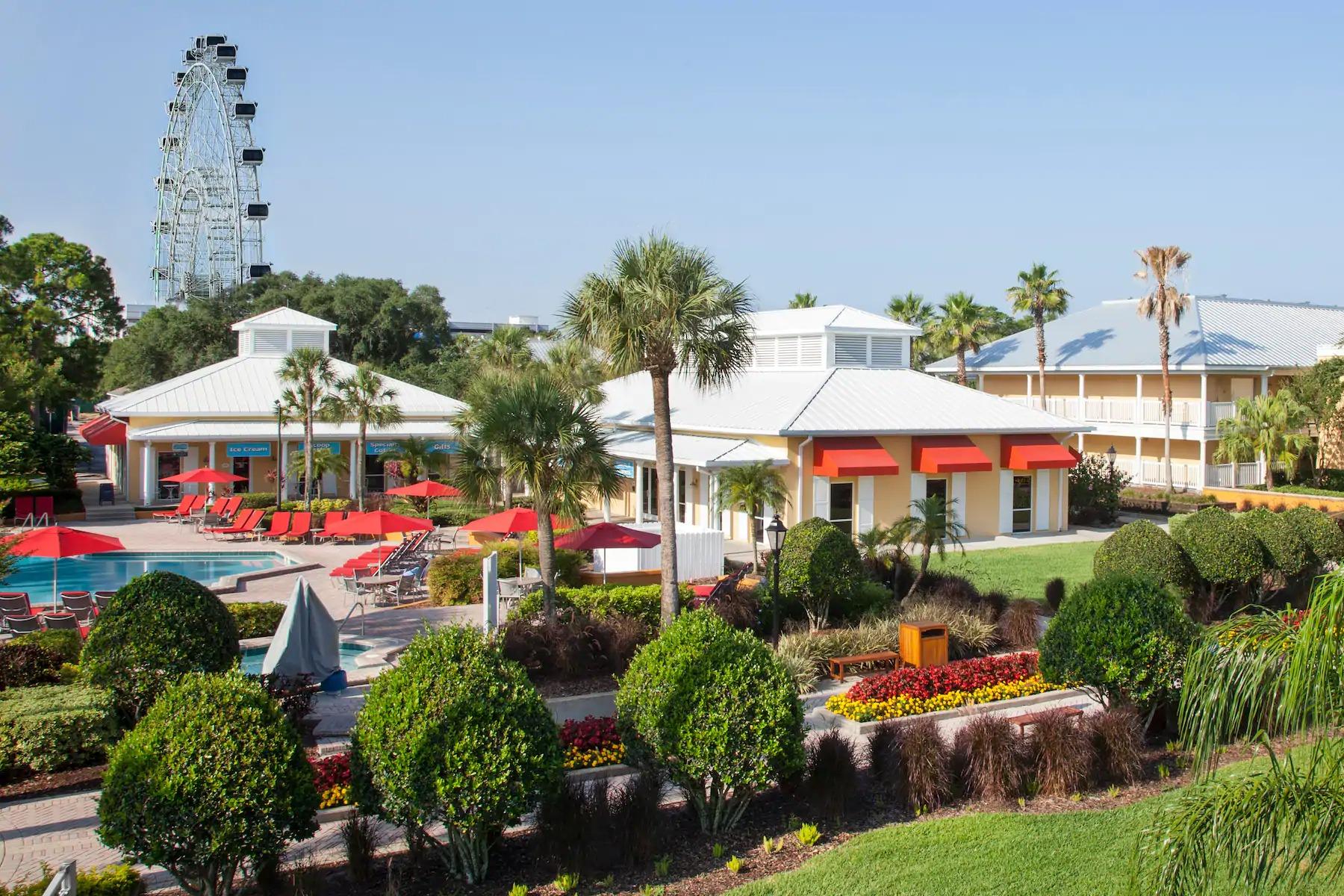 Club Wyndham Orlando Resort International Drive
