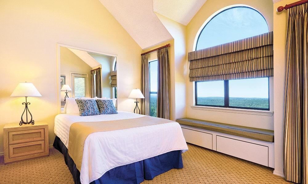 Club Wyndham Resort at Fairfield Bay Bedroom