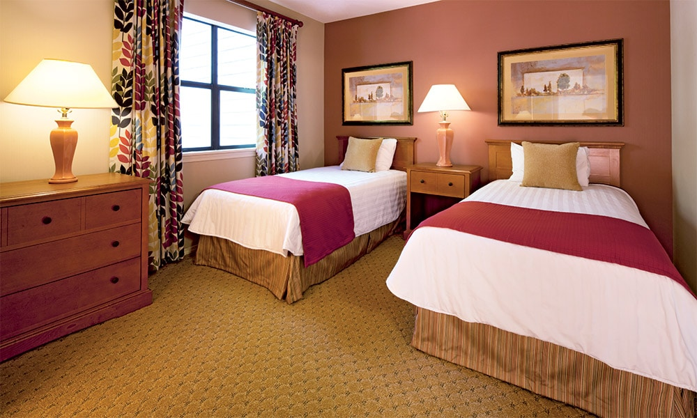 Club Wyndham Resort at Fairfield Bay Double Bedroom
