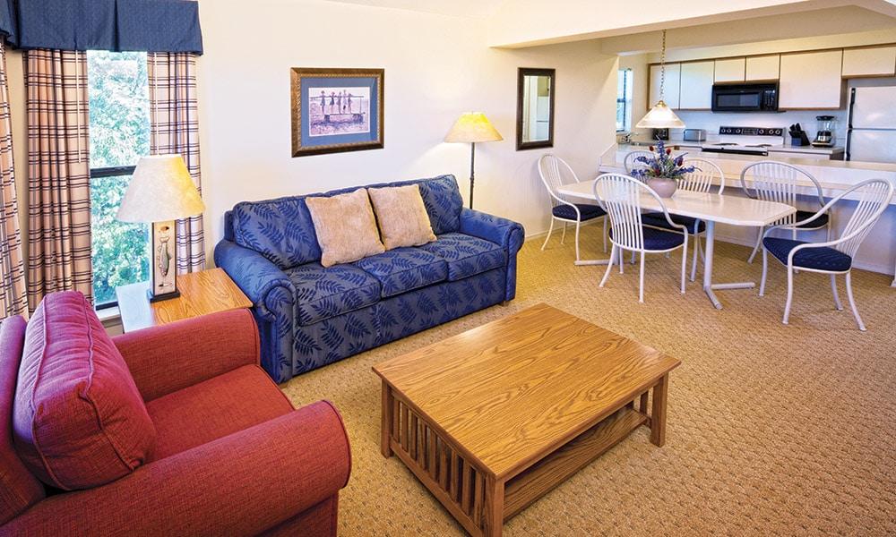 Club Wyndham Resort at Fairfield Bay Living