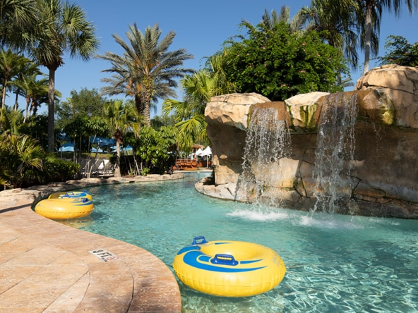 Club Wyndham Reunion Pool