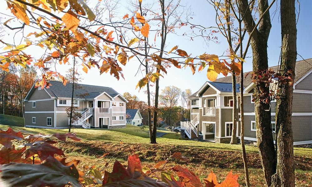 Club Wyndham Shawnee Village Exterior