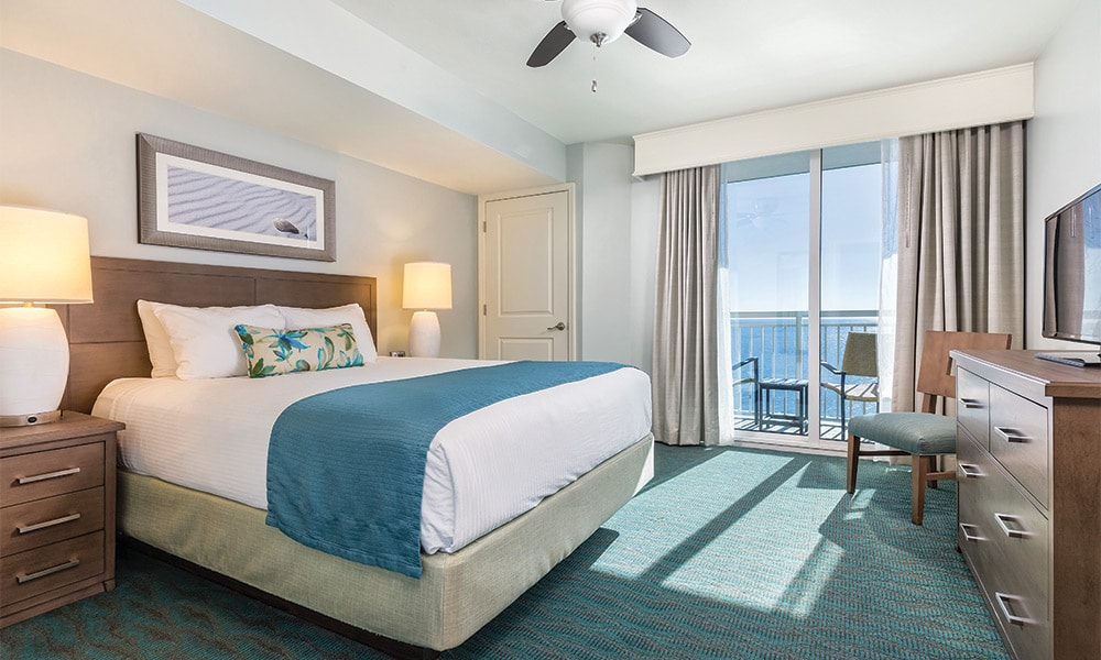 Club Wyndham Towers on the Grove 1 Bedroom Master