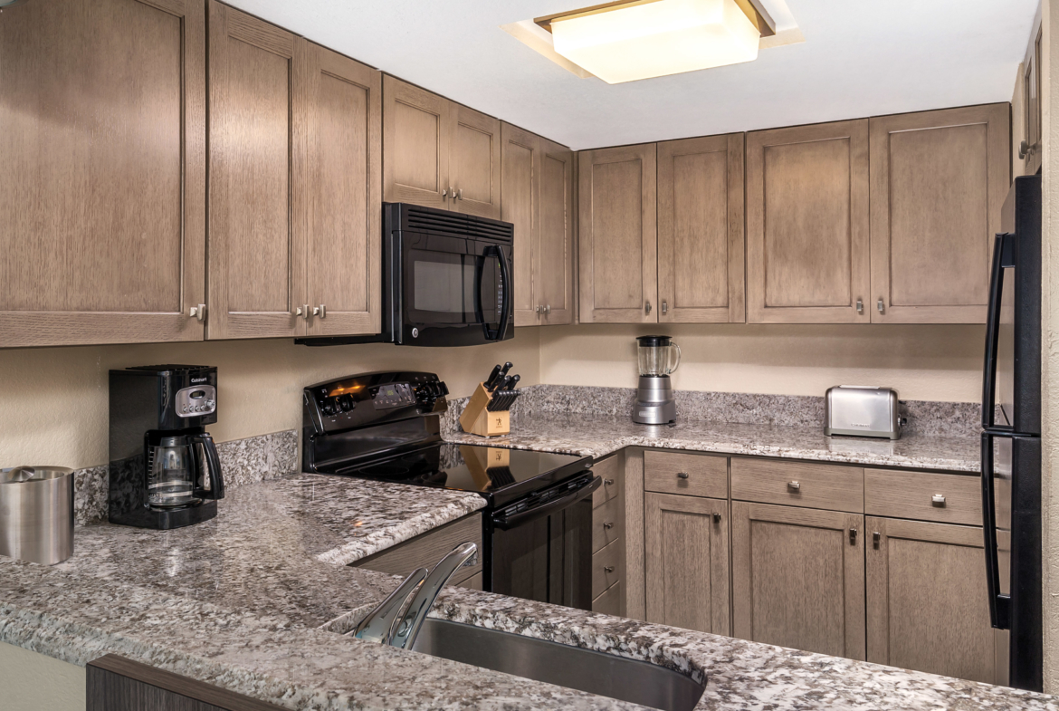 Club Wyndham Westwinds 1 Bedroom Kitchen