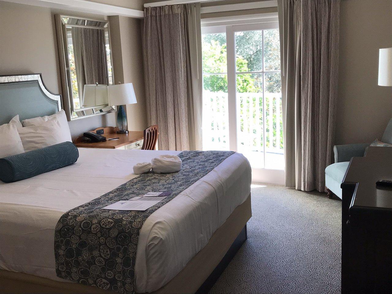 Disney's Beach Club Villas Bedroom