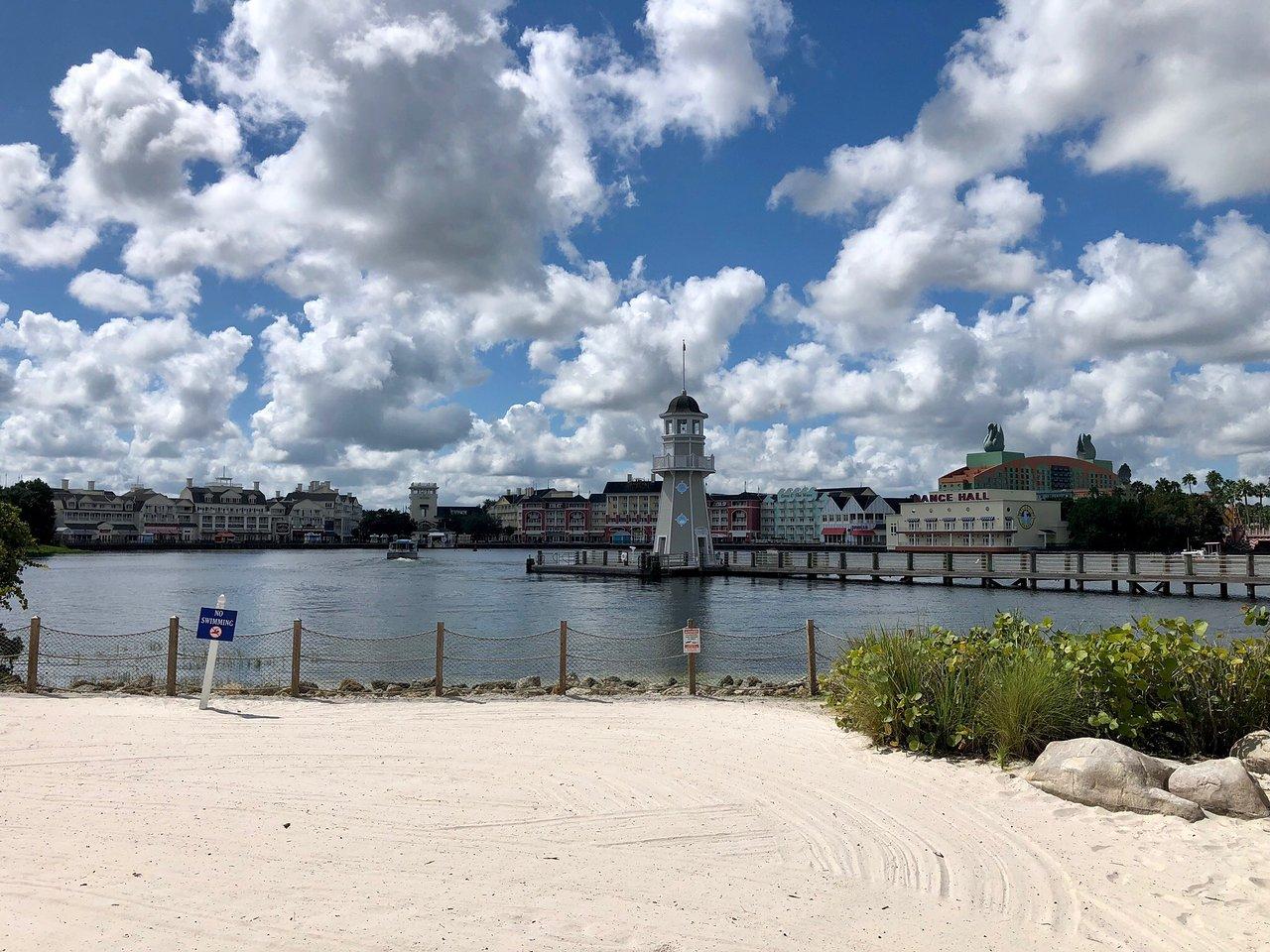 Disney's Beach Club Villas Outside