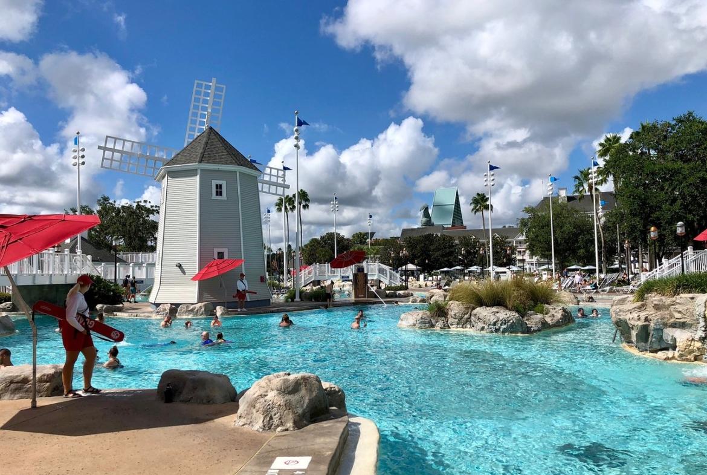Disney's Beach Club Villas Pool