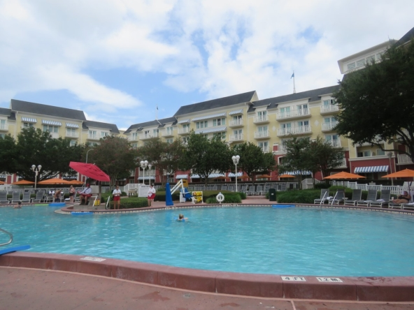 Disney's Boardwalk Villas Pool