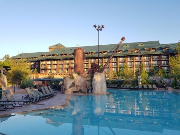 Disney's Boulder Ridge Villas At Wilderness Lodge Pool
