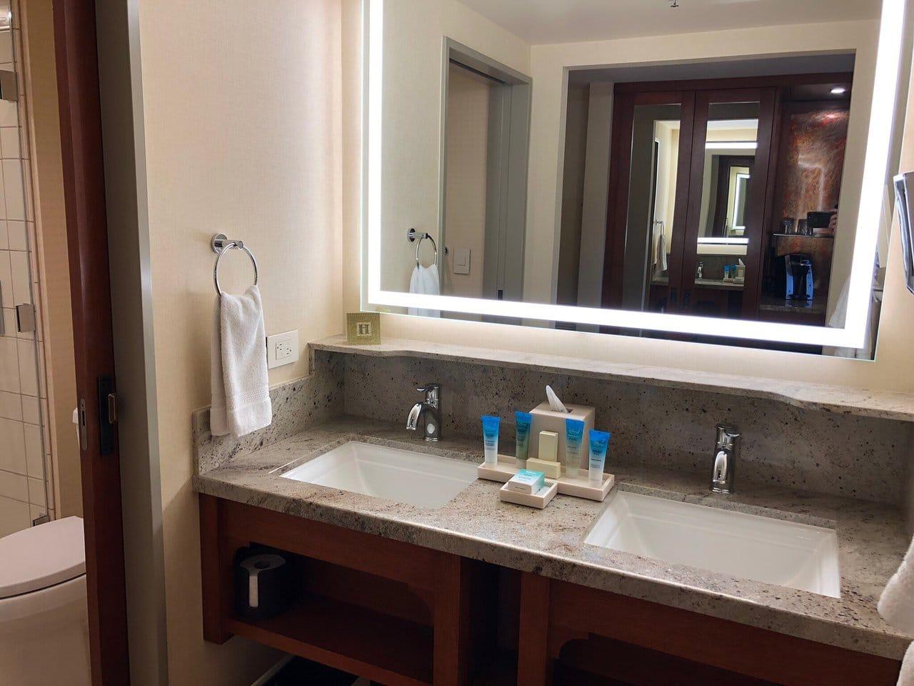 Disney's Grand Californian Resort Bathroom