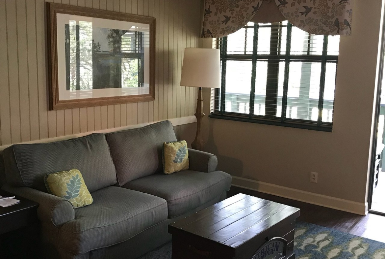 Disney's Hilton Head Island Resort Living Area
