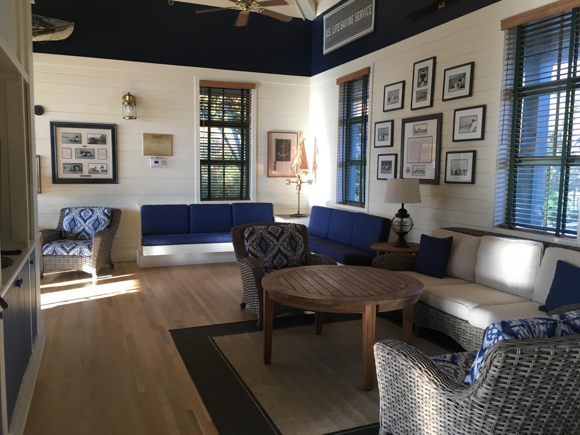 Disney's Hilton Head Island Resort Living Room