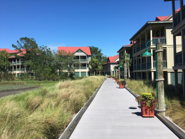 Disney's Hilton Head Island Resort Outside