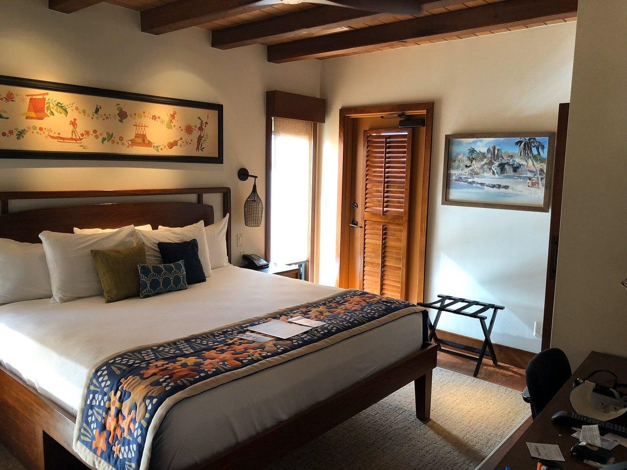 Disney's Polynesian Villas and Bungalows Bedroom