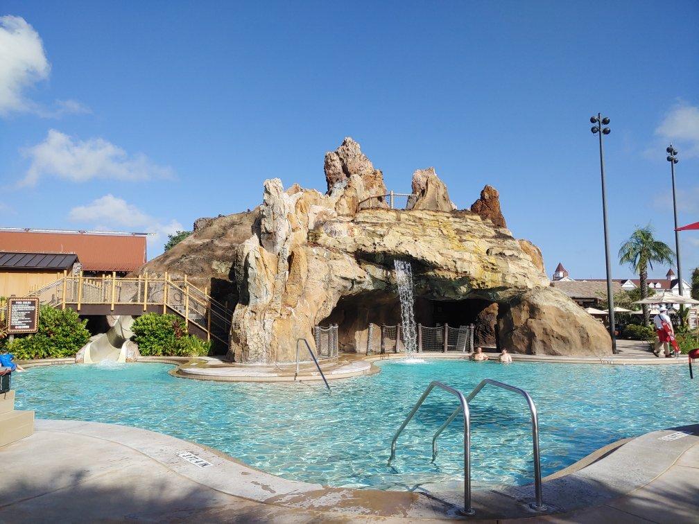Disney's Polynesian Villas and Bungalows Pool