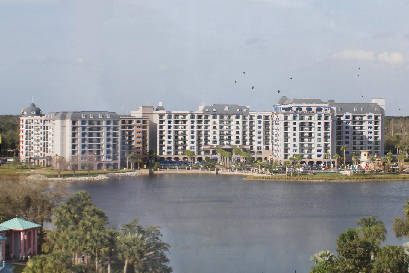 Disney's Riviera Resort Exterior
