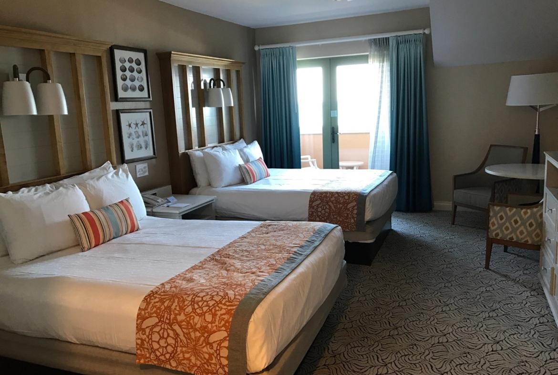 Disney's Vero Beach Resort Double Bed